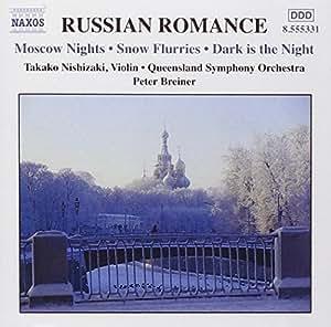 Russian Romance (Orchesterversion Russischer Volkslieder)