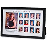 Journey Through the Twelve Grades Collage Picture Frame