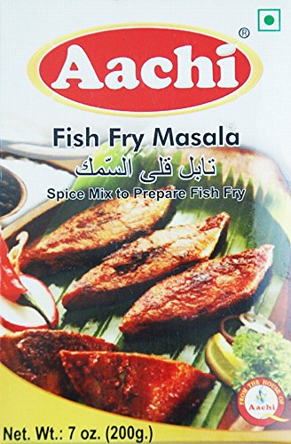 Aachi Fish Fry Masala Mix 200gm (Indian Fish compare prices)