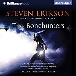 The Bonehunters Audiobook