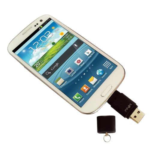 USB Stick 64GB für Smartphones und Tablets mit Micro USB OTG
