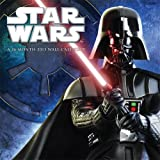 (12x12) Star Wars The Saga 16-Month 2013 Wall Calendar