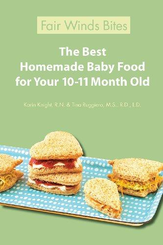 Homemade Baby Food Books