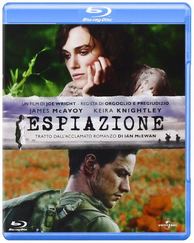 Espiazione [Blu-ray] [IT Import]