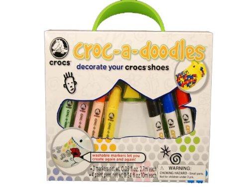 Croc a Doodles Crocs art pens - 1