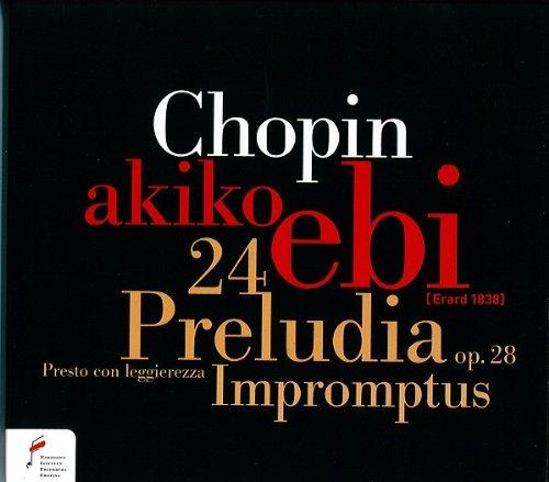 Ebi - 24 Preludes Op. 28 - Zortam Music