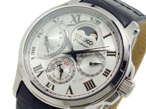 セイコー SEIKO プルミエ キネティック KINETIC 腕時計 メンズ SRX007P1