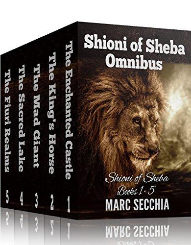 Shioni of Sheba Omnibus