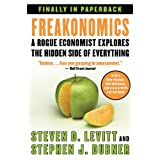 Freakonomicsby Steven D. Levitt