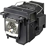 EPSON V13H010L71 Lamp module for EB-470/475W/475WI/480/480I/485W/485WI Projectors. Type = UHE. Power = 215 Watts. Lamp Life (Hours) = 3000 STD/4000 ECO. Alt part code = ELPLP71.