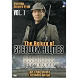 Click here to buy The Return of Sherlock Holmes, Vol. 1 - The Empty House & The Abbey Grange.