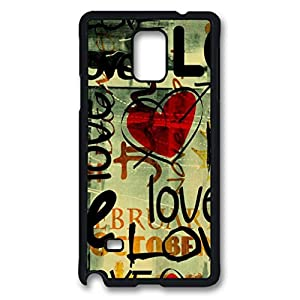 Amazon.com: iCustomonline Love Written In Graffiti Case for Samsung