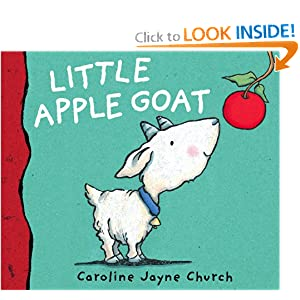 Little Apple Goat Caroline Church