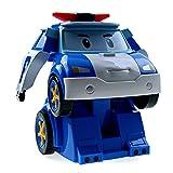 Ouaps 83086 - Coche robot teledirigido (transformable e interactivo, 20 cm)