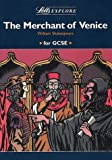 img - for Letts Explore Merchant of Venice (Letts Literature Guide) by Stewart Martin (1994-06-30) book / textbook / text book