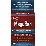 MegaRed Extra Strength Omega-3 Krill Oil, 500 mg-45 ct