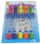 Pack of 5, Bath Water Flutes (Toy for...