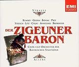 echange, troc  - Strauss der zigeunerbaron gedda rothenberger aller