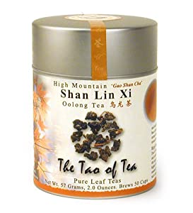 The Tao Of Tea Shan Lin Xi, 2-Ounce Tin