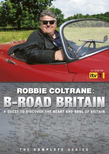 Robbie Coltrane's B-Road Britain - Complete Series [DVD]