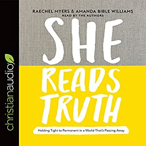 She Reads Truth Audiobook