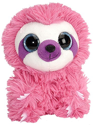 Wild Republic L'Il Sweet & Sassy Sloth Lollipop Plush