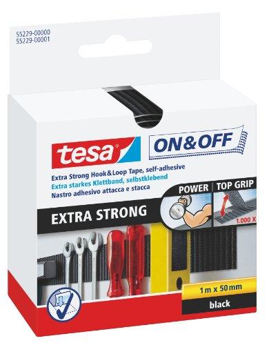tesa-spa-84468-velcro-adesivo-attacca-stacca-nero