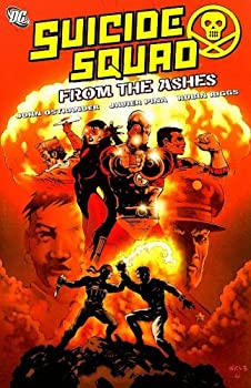 "Cover of ""Suicide Squad: From the Ashes"""