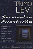 img - for Survival In Auschwitz Reprint edition by Levi, Primo (1995) Paperback book / textbook / text book