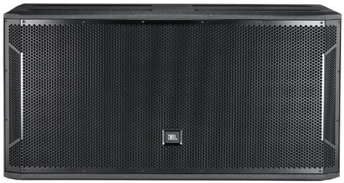 Jbl Stx828S Dual 18-Inch Passive Subwoofer With 4000W Rms Power Handling At 8 Ohms, Multi-Ply Birch/Poplar Construction, And Duraflex Coating