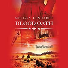 Blood Oath Audiobook by Melissa Lenhardt Narrated by Suehyla El Attar