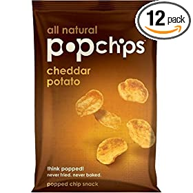 ddar Potato Chips, 3-Ounce Bags (Pack of 12): Amazon.com
