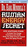 img - for Dr. Earl Mindell's Russian Energy Secret by Earl Mindell (2002-03-01) book / textbook / text book