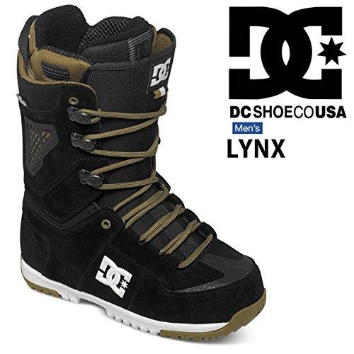 DC SHOE(ディーシーシュー) DC スノーボード ブーツ 15-16 LYNX MILITARY リンクス ブーツケース付 DCSHOE  ディーシー スノーボード 2016 28cm
