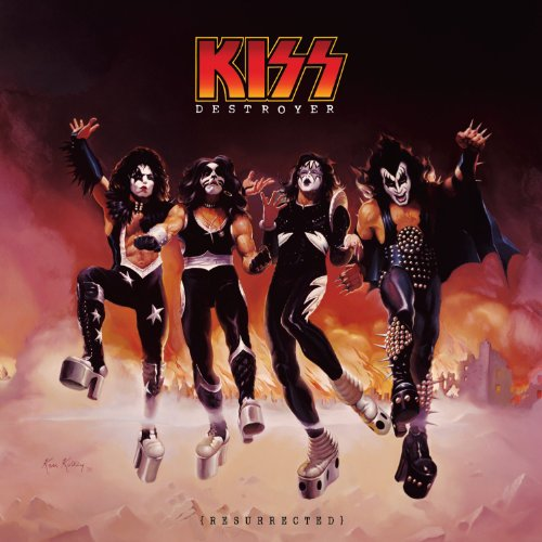 KISS – Destroyer – Ressurected (1976/2012) [Official Digital Download 24bit/96kHz]