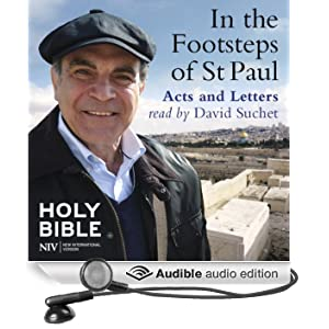 In the Footsteps of St Paul: Acts and Letters (Unabridged)