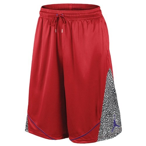 JORDAN Fly Elephant Men's Basketball Shorts Size XLarge jordan носки jordan elephant striped