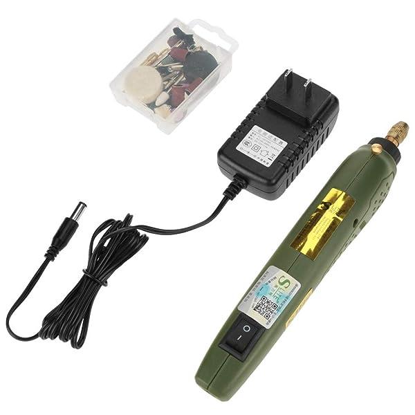 Mini Electric Rotary Tool Kit, Professional Drill Grinder Tool for Milling Polishing Drilling Cutting Engraving Kit(US Plug) (Tamaño: US Plug)