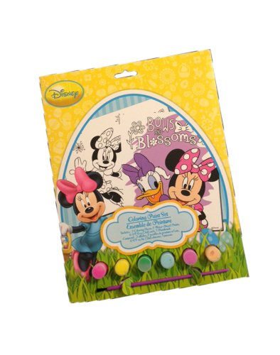 Disney Minnie Mouse Easter Paint Set