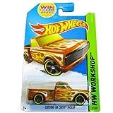 Hot Wheels - HW Workshop 217/250 - Heat Fleet Custom 69 Chevy Pickup