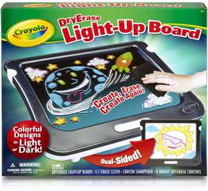 Crayola Dry Erase Light-Up Board