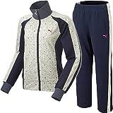 プーマ(PUMA) レディース トレーニングジャケット パンツ ジャージ上下セット 903384/903385 05 O