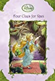 img - for Four Clues for Rani (Disney Fairies) (A Stepping Stone Book(TM)) book / textbook / text book