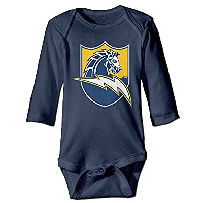 PTCY San Diego Football Team For 6-24 Months Boys&Girls Romper Playsuit Navy
