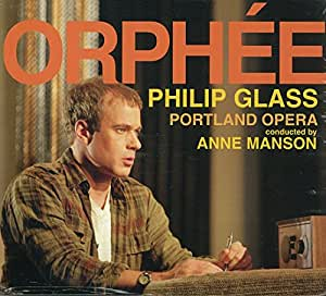 PHILIP GLASS/ ORPHEE