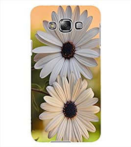 ColourCraft Beautiful Flowers Design Back Case Cover for SAMSUNG GALAXY GRAND 3