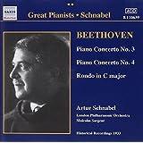Concertos Pour Piano N°3 Op.37 & N 4°Op.58 - Rondo En Do Maj. Op.51 N°1