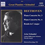 Concertos Pour Piano N�3 Op.37 & N 4�...