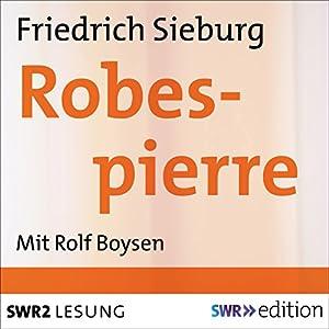 Robespierre Hörbuch