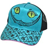Alice In Wonderland Disney Cheshire Cat Mesh Snapback Women Mischievous Hat Cap